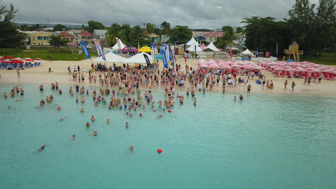 2018 Barbados Open Water Festival