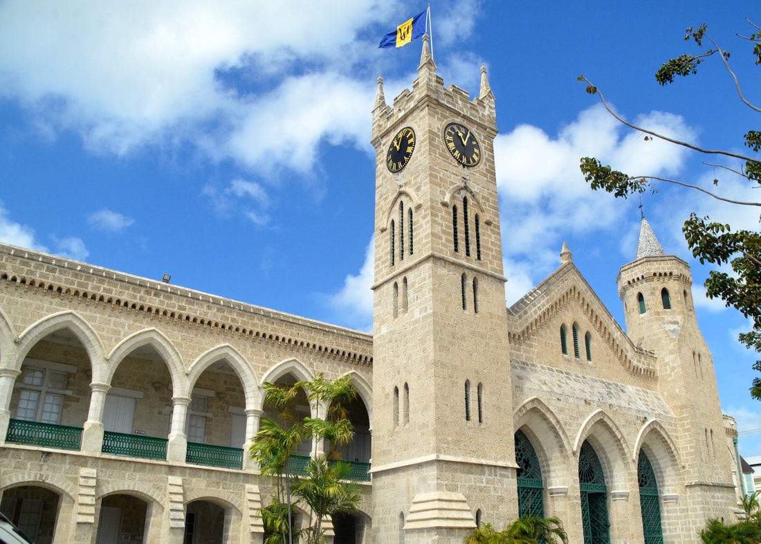Barbados Open Water Festival: Parliament Buildings