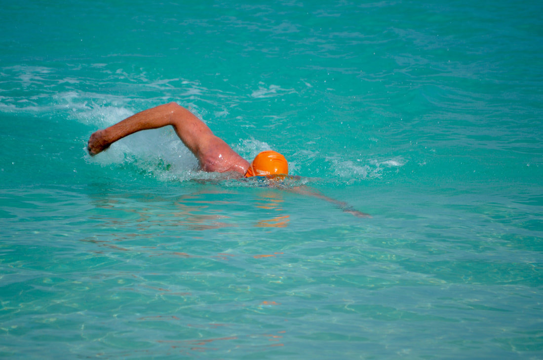 Open Water Swim Carlisle Bay