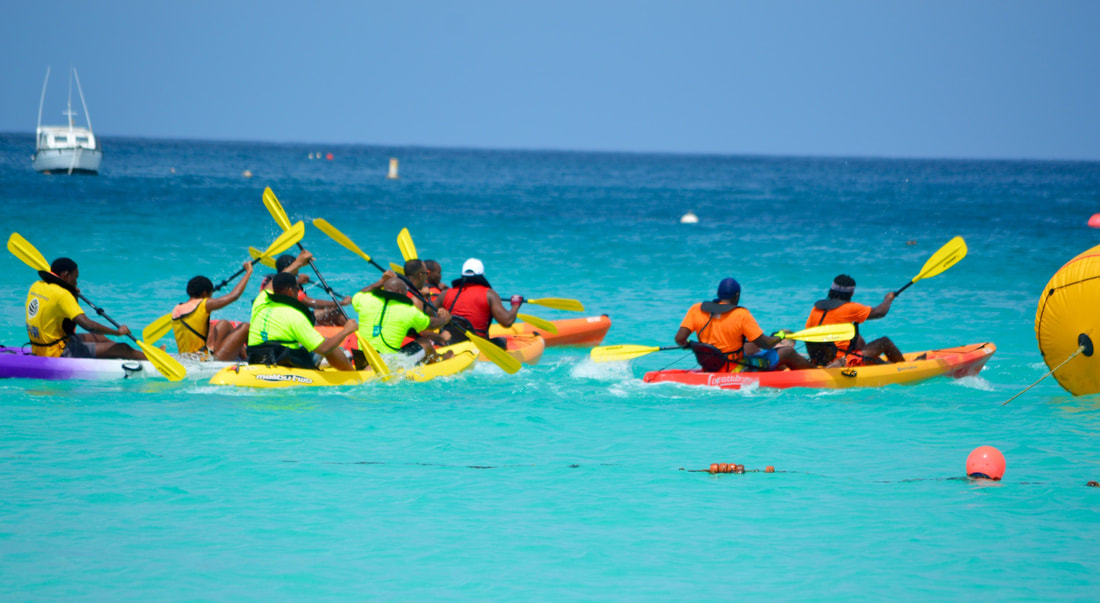 Kayak Carlisle Bay Barbados
