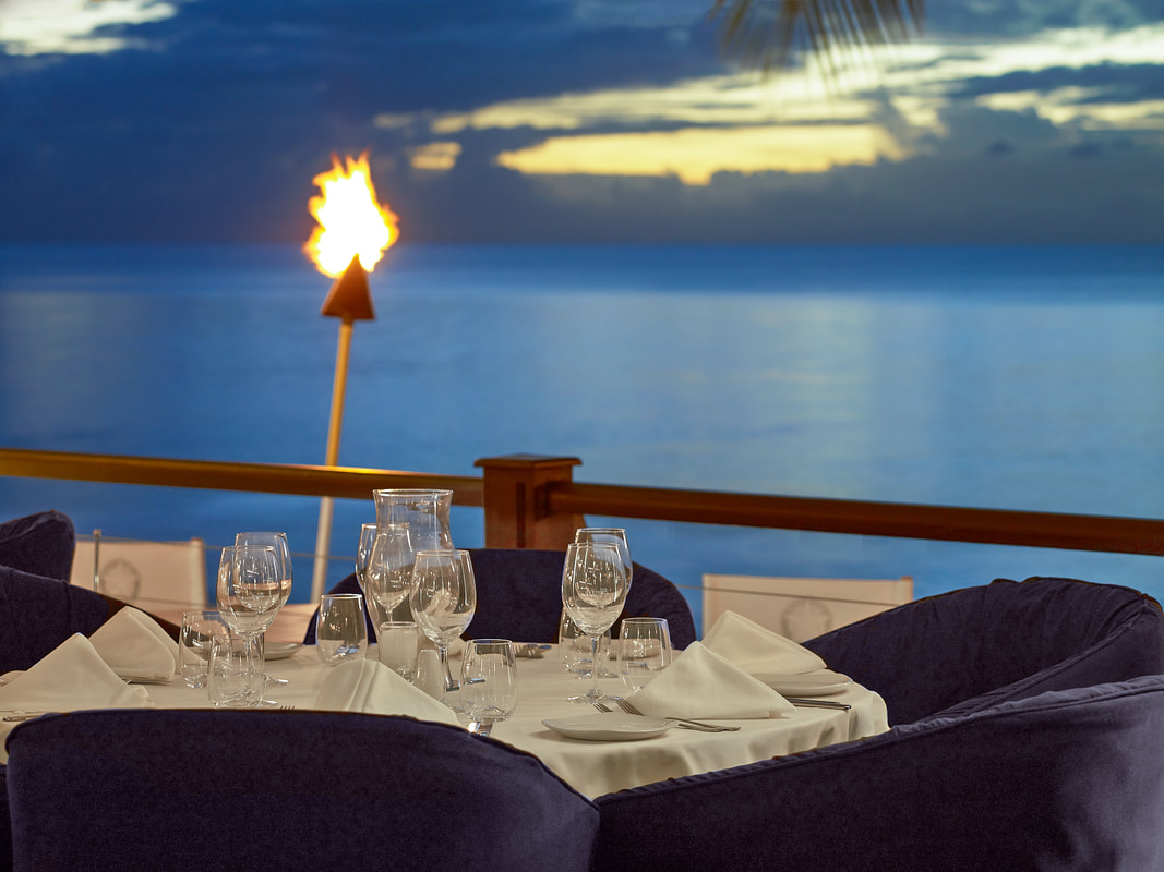 Barbados Open Water Festival: Dining in Barbados